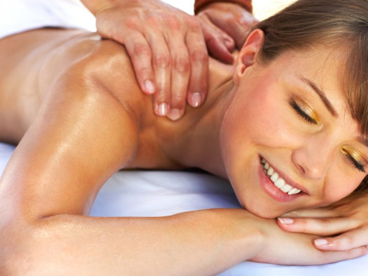 Have Spa like experience with Warming Massage Oil
